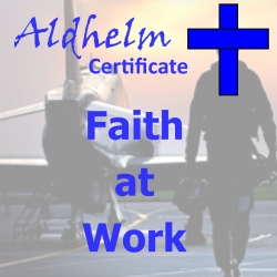 Salisbury Aldhelm Certificate Term 3: Faith at Work