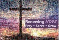 Pray +  Serve = Grow?