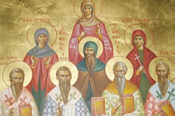 The Desert Fathers and Mothers