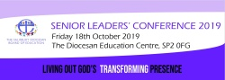 Senior Leaders Conference 18/10/19
