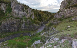 Cheddar Gorge and Velvet Bottom