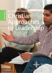 Christian Approaches to Leadership In The Public Square