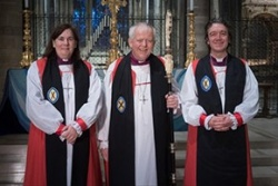 Beyond the Present - a zoom meeting with the Bishops, led by Bishop Andrew: Heytesbury