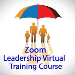 Virtual Leadership Online Course by Zoom on  Wednesday 2nd and 9th December