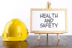 Church Health & Safety session covering law