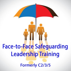 Safeguarding Face-to-Face Leadership Training Course Wednesday 19th January 2022 - 1.00 pm - 4.00 pm